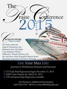 praise conference 2015